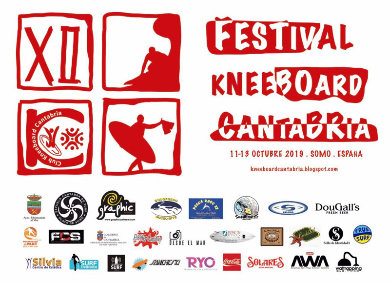 CARTEL KNEEBOARD