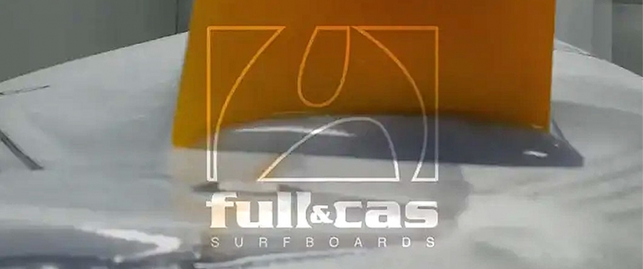 Full & Cas Surfboards presenta la softboard Air-Bur