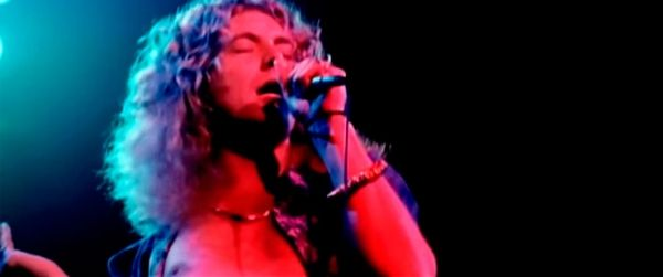 Led Zeppelin - Black Dog (Live at Madison Square Garden 1973)